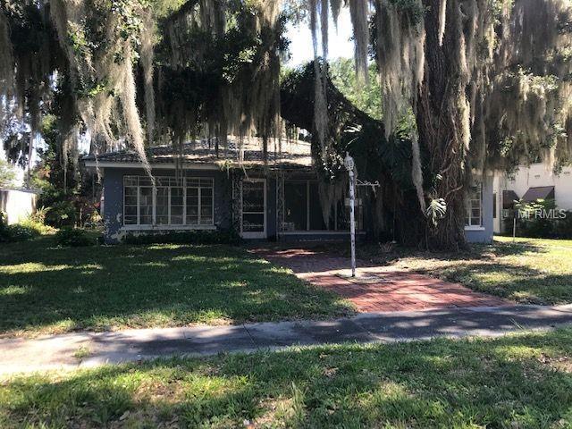 805 Wilson Avenue, Leesburg, FL 34748 (MLS #G5016069) :: Team Bohannon Keller Williams, Tampa Properties
