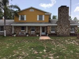 13501 Rester Road, Groveland, FL 34736 (MLS #G5018126) :: Team 54