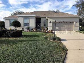 5614 Belle Terre Drive, Leesburg, FL 34748 (MLS #G5018135) :: Team Bohannon Keller Williams, Tampa Properties