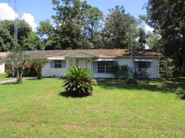 1885 SE 175TH Terrace, Silver Springs, FL 34488 (MLS #G5018179) :: The Duncan Duo Team