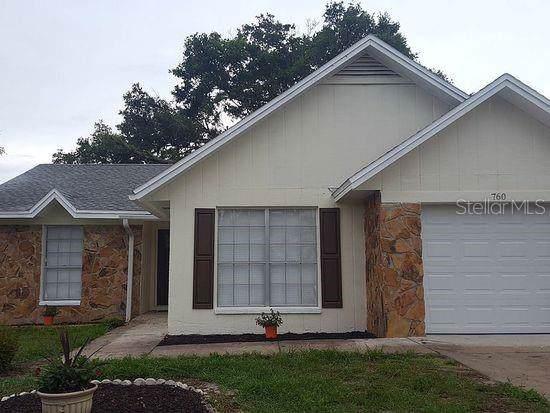 760 Spicewood Drive, Lakeland, FL 33801 (MLS #G5018282) :: Team Bohannon Keller Williams, Tampa Properties