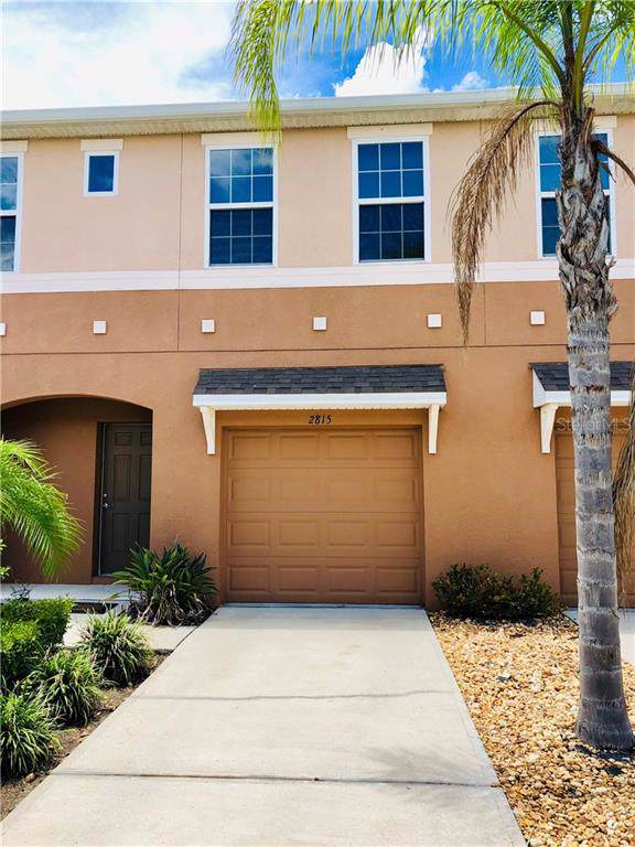 2815 Birchcreek Drive, Wesley Chapel, FL 33544 (MLS #G5019067) :: Team Bohannon Keller Williams, Tampa Properties