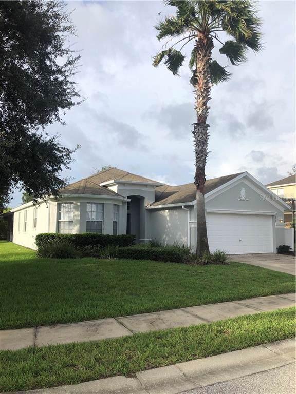 672 Copeland Drive, Haines City, FL 33844 (MLS #G5020160) :: Team Bohannon Keller Williams, Tampa Properties