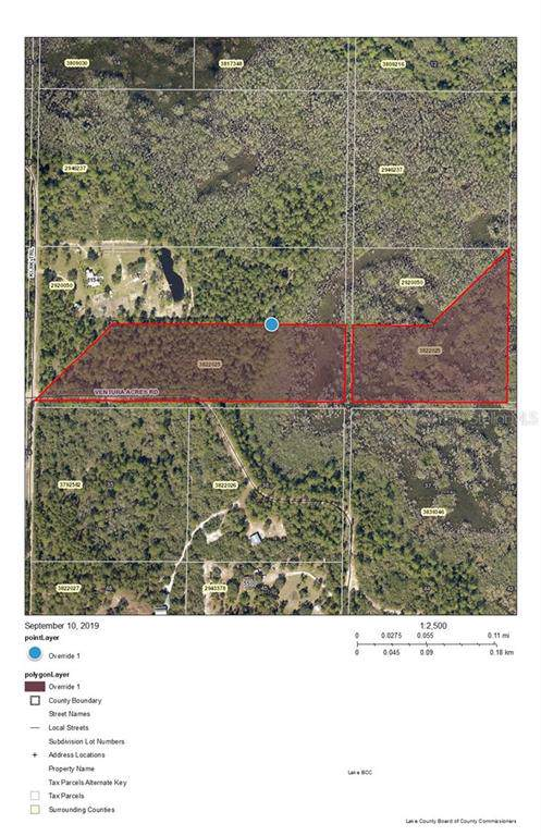Ventura Acres, Groveland, FL 34736 (MLS #G5020304) :: Griffin Group