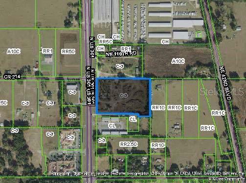 10973 N Us Highway 301, Oxford, FL 34484 (MLS #G5020372) :: Cartwright Realty