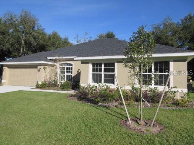 607 Bidwell Street, Fruitland Park, FL 34731 (MLS #G5020445) :: Sarasota Gulf Coast Realtors