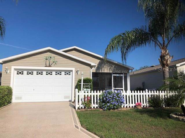 1582 Bayou Place, The Villages, FL 32162 (MLS #G5021724) :: Realty Executives in The Villages