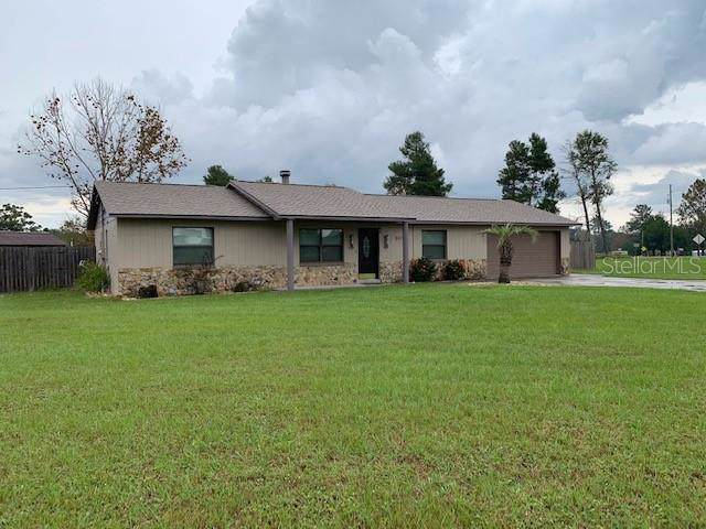 3725 Eagles Nest Road, Fruitland Park, FL 34731 (MLS #G5022632) :: Charles Rutenberg Realty