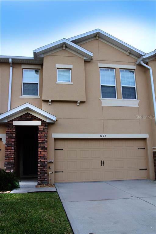 1224 Teton Drive, Kissimmee, FL 34744 (MLS #G5022819) :: Bustamante Real Estate