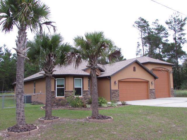 3 Bay Lane, Ocklawaha, FL 32179 (MLS #G5022830) :: Griffin Group