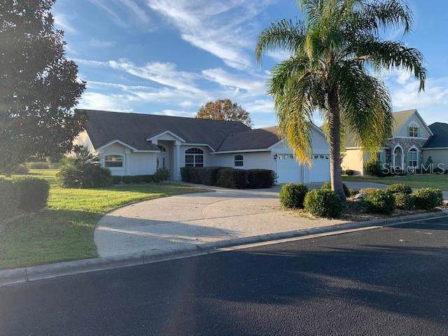 1406 Meadow View Way, Lady Lake, FL 32159 (MLS #G5023753) :: GO Realty