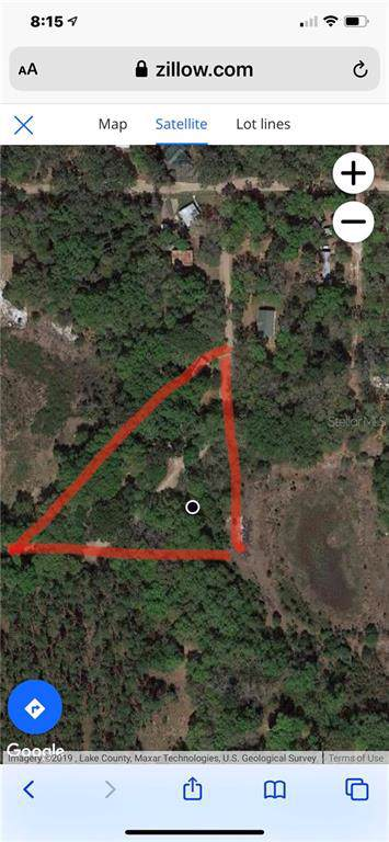 10991 SE 186TH Avenue, Ocklawaha, FL 32179 (MLS #G5024000) :: Zarghami Group