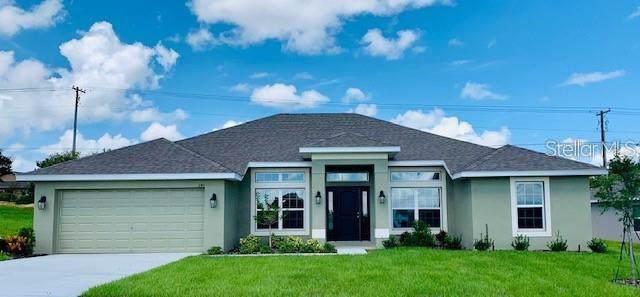 606 Willard Street, Fruitland Park, FL 34731 (MLS #G5025115) :: Griffin Group