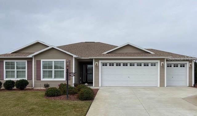 3384 Countryside Path, The Villages, FL 32163 (MLS #G5025281) :: Griffin Group