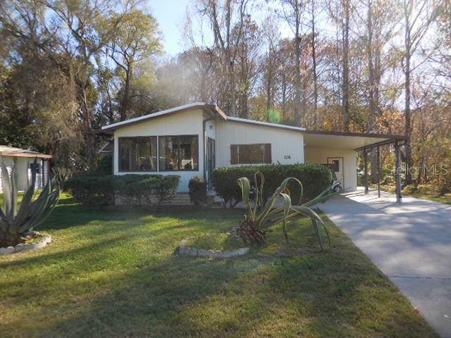106 Oak Boulevard, Wildwood, FL 34785 (MLS #G5025315) :: Griffin Group