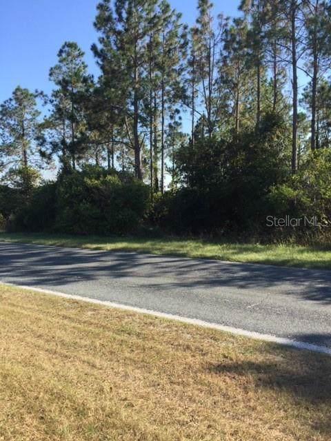 Emeralda Island Road, Leesburg, FL 34788 (MLS #G5025475) :: Globalwide Realty
