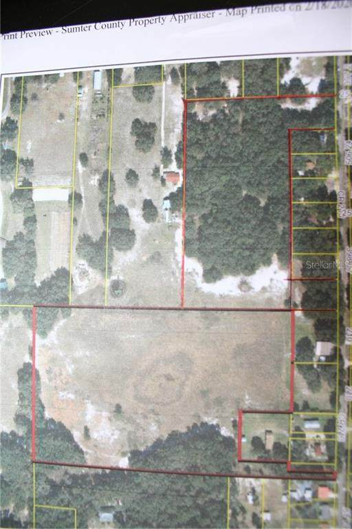 7139 County Road 213, Wildwood, FL 34785 (MLS #G5026307) :: The Duncan Duo Team