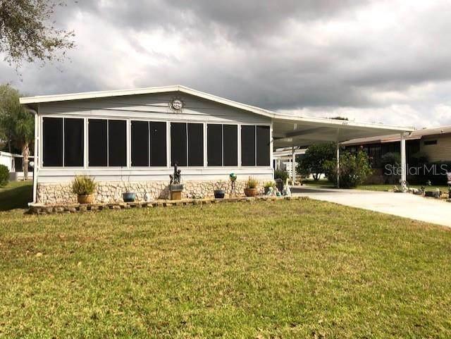 805 Oak Boulevard, Wildwood, FL 34785 (MLS #G5026432) :: Baird Realty Group