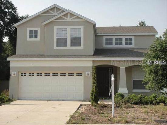 3185 Oak Brook Lane, Eustis, FL 32736 (MLS #G5027884) :: Keller Williams Realty Peace River Partners
