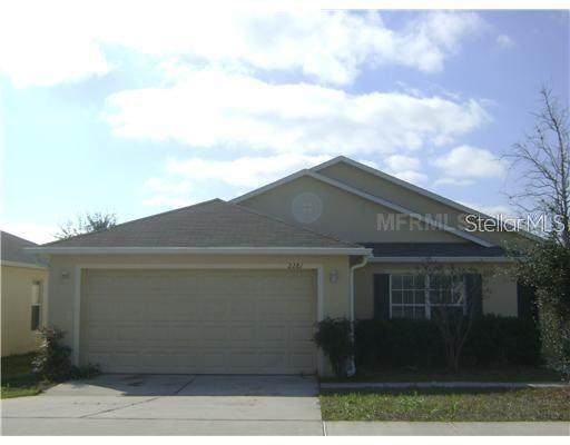 2281 Martins Run, Tavares, FL 32778 (MLS #G5027885) :: KELLER WILLIAMS ELITE PARTNERS IV REALTY