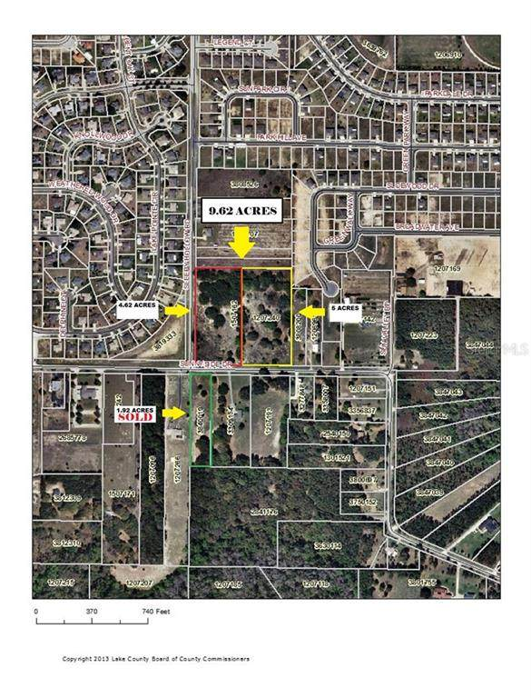 Sunnyside Drive, Leesburg, FL 34748 (MLS #G5028628) :: Cartwright Realty