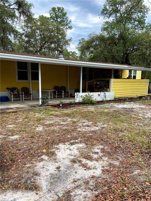 27401 SE 161ST Lane, Umatilla, FL 32784 (MLS #G5029518) :: Rabell Realty Group