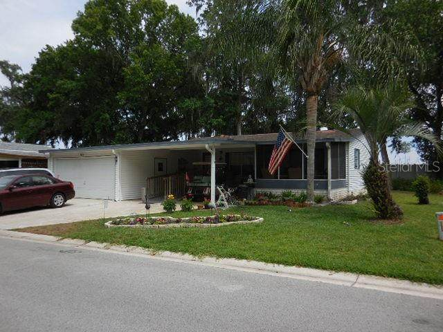 304 S Timber Trail, Wildwood, FL 34785 (MLS #G5029611) :: Your Florida House Team