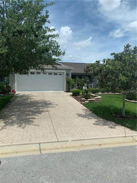 965 Kingmont Terrace, The Villages, FL 32162 (MLS #G5029864) :: GO Realty