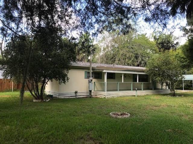 1881 Cr 426, Lake Panasoffkee, FL 33538 (MLS #G5030947) :: Zarghami Group