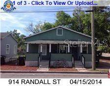 914 Randall Street, Orlando, FL 32805 (MLS #G5032077) :: Carmena and Associates Realty Group