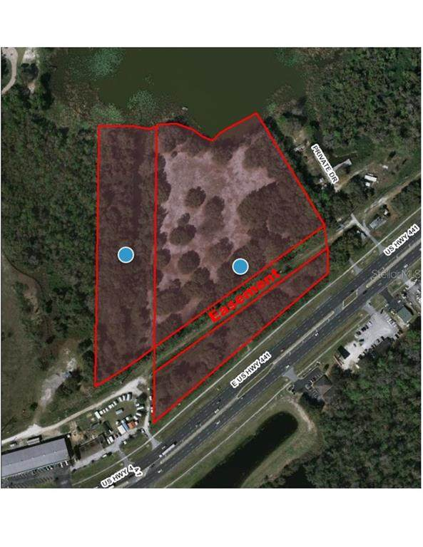 Us Hwy 441, Leesburg, FL 34748 (MLS #G5032471) :: Team Buky