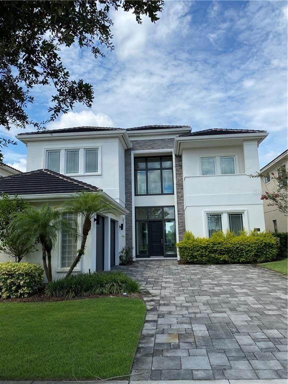 370 Muirfield Loop, Reunion, FL 34747 (MLS #G5032486) :: Zarghami Group