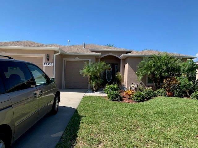 27509 Briar Patch Place, Leesburg, FL 34748 (MLS #G5034913) :: Pepine Realty