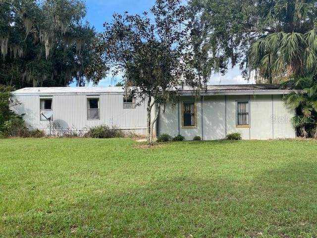 15535 Lake Little Road, Clermont, FL 34715 (MLS #G5035287) :: Godwin Realty Group