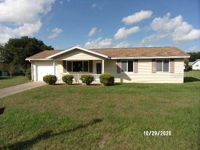 8443 SW 109TH Place, Ocala, FL 34481 (MLS #G5036282) :: Baird Realty Group