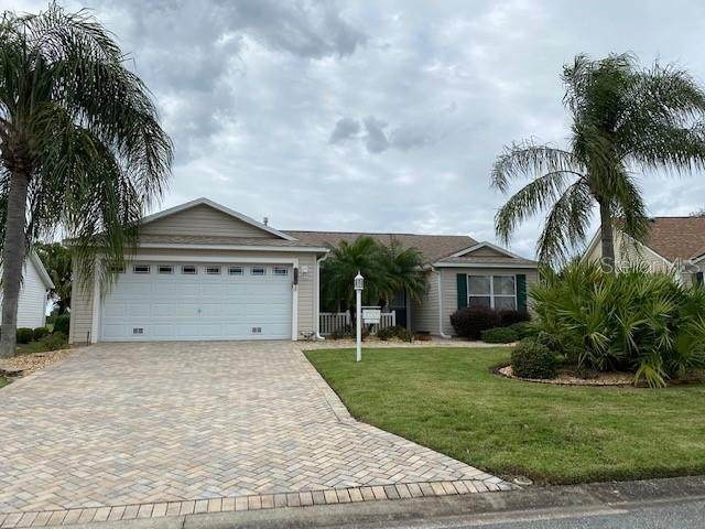 1323 Eagle Ridge Drive, The Villages, FL 32162 (MLS #G5036299) :: Realty Executives in The Villages