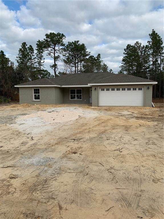 533 W Glenhaven Drive, Citrus Springs, FL 34434 (MLS #G5037436) :: Sarasota Home Specialists