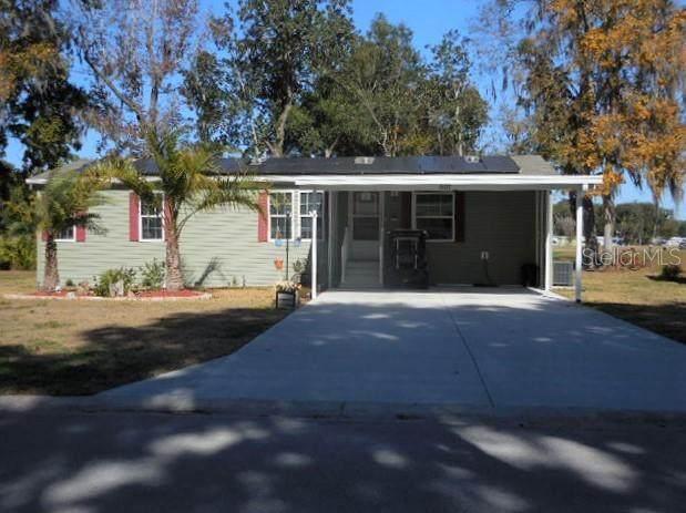 507 Forest Boulevard, Wildwood, FL 34785 (MLS #G5037694) :: Premier Home Experts