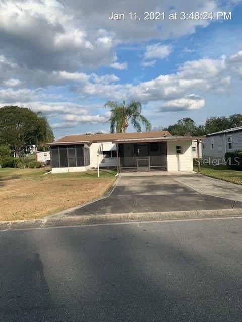 1504 Hillcrest Drive, Lady Lake, FL 32159 (MLS #G5037866) :: Dalton Wade Real Estate Group