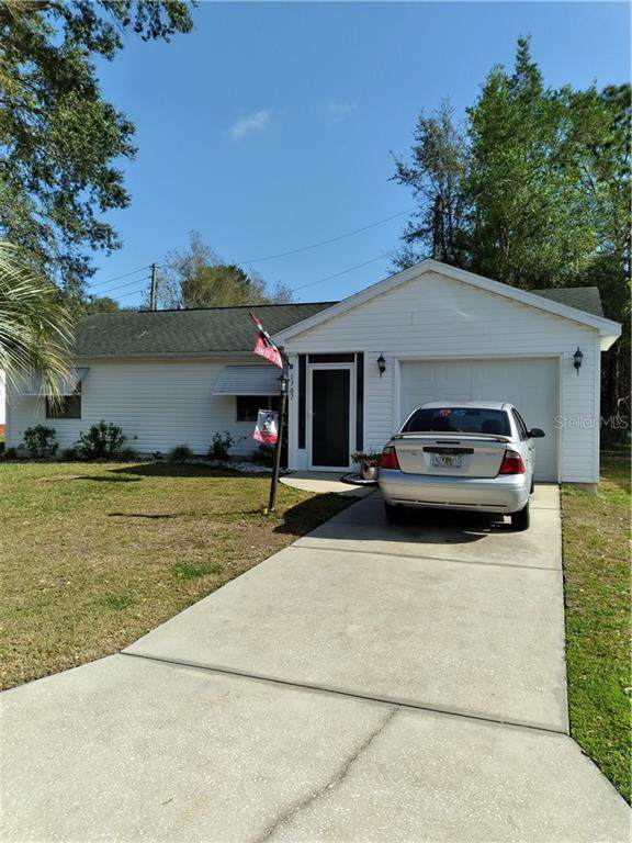 1707 E Schwartz Boulevard, The Villages, FL 32159 (MLS #G5039017) :: Realty Executives in The Villages
