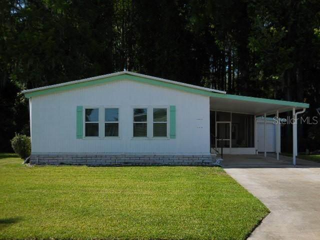 503 Sandalwood Lane, Wildwood, FL 34785 (MLS #G5041323) :: Premier Home Experts