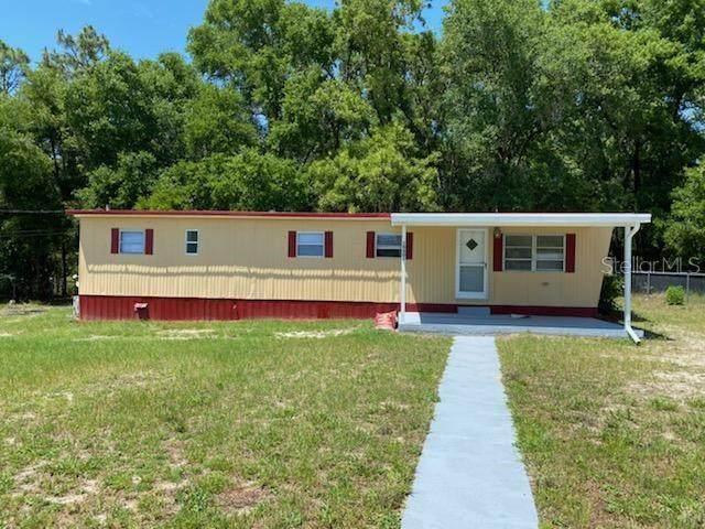 10401 SE 127TH Lane, Belleview, FL 34420 (MLS #G5041793) :: Aybar Homes