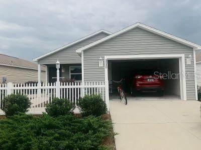 3010 Fritillary Terrace, The Villages, FL 32163 (MLS #G5041985) :: MVP Realty