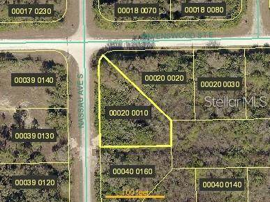 141 Nassau Avenue S, Lehigh Acres, FL 33974 (MLS #G5042094) :: Delgado Home Team at Keller Williams