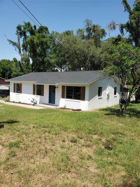 27 Fiske Avenue, Mascotte, FL 34753 (MLS #G5042119) :: BuySellLiveFlorida.com