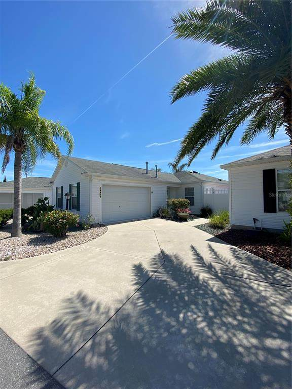 16819 SE 80TH BATHURST Court, The Villages, FL 32162 (MLS #G5042121) :: Keller Williams Realty Select