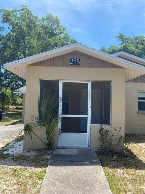 218 S East Street, Leesburg, FL 34748 (MLS #G5042393) :: Everlane Realty
