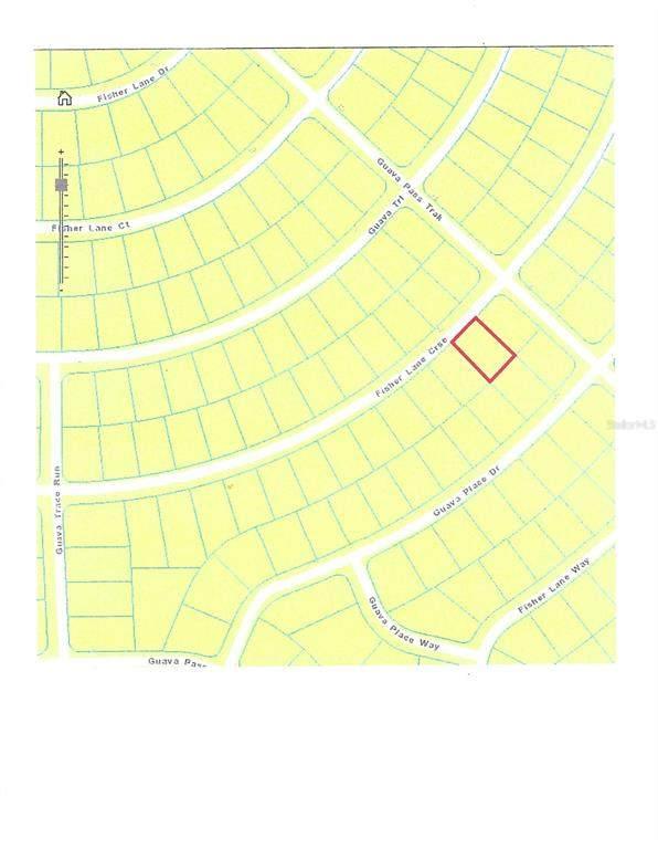 00 Fisher Lane Course, Ocklawaha, FL 32179 (MLS #G5043176) :: Everlane Realty