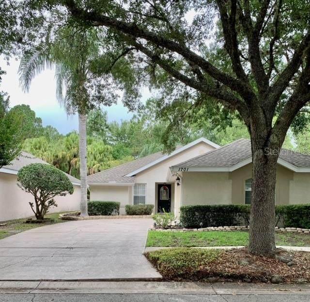 1701 Stafford Springs Boulevard, Mount Dora, FL 32757 (MLS #G5043371) :: Better Homes & Gardens Real Estate Thomas Group