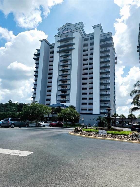 13415 Blue Heron Beach Drive #706, Orlando, FL 32821 (MLS #G5044521) :: Frankenstein Home Team